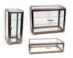 Value Line Countertop Show Cases Counter Top Glass Showcases