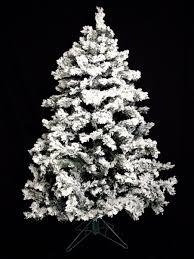 Christmas Tree Flocking Spray Uk by Flocked Antarctic Pine Christmas Tree 2 3m Christmas Trees