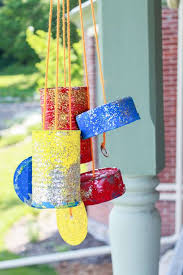 Homemade Wind Chimes The Kids Can Make