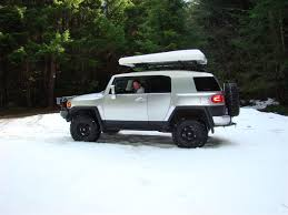 Climbing. Land Cruiser Tent: Roof Top Tents Toyota Fj Cruiser Forum ...