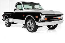 100 70s Chevy Trucks 1968 Chevrolet Pickup C10 Stepside Show Truck