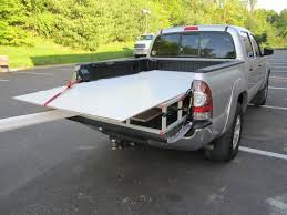 Tundra Bed Extender by Bed Extender Custom Check Out My Nice Rack Tacoma World