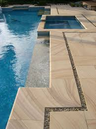 best 25 sandstone color ideas on swimming pool tiles