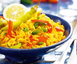cuisine espagne cuisine du monde riz à l espagnole
