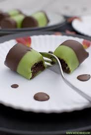 punschrullar klein grün lecker und schwedisch