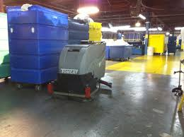 Riding Floor Scrubber Training by Floor Scrubber Dryer Magnum Walk Behind Commercial Floor Cleaning