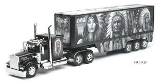 NR11423 1 :32 Kenworth W900 American Native Truck