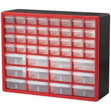 Rack Shelf Storage Closet Organizer Drawer Tool Box And Craft ...