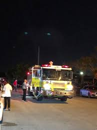 100 Fire Truck Movie MiamiDade Parks Twitter Commissioner Pepe Diaz Hosted A Fun