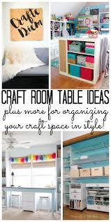 Splendid 26 Designs Of Sewing Craft Room Organization Ideas Ideas