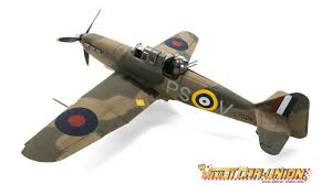 Airfix Boulton Paul Defiant Mk1 1:48 - Slot Car-Union