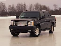 Cadillac Escalade EXT 2003 pictures information & specs