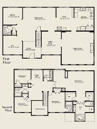 The Two Story Bedroom House Plans by 4 Bedroom Floor Plans 2 Story Design Ideas 2017 2018