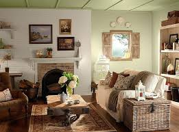 Rustic Style Living Room Ideas Design For Home Varied Textures Give The An