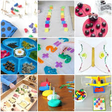 Even More Hands On Math Activities For Preschoolers