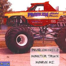 Problem Child | Monster Trucks Wiki | FANDOM Powered By Wikia Monster Truck Show Showtime Monster Truck Michigan Man Creates One Of The Coolest Jam Photos Detroit Fs1 Championship Series 2016 Amazoncom 2013 Hot Wheels 164 Scale Razin Kane 1st Editions Thrdown Sports League Facebook 2313 Allnew Earth Authority Police Nea Oc Mom Blog Triple Threat Fiserv Forum Milwaukee 19 January Trucks Freestyle Stock In Ford Field Mi 2014 Full Episode