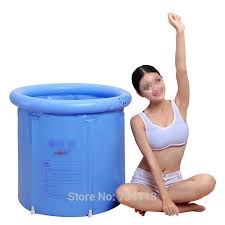 Portable Bathtub For Adults Malaysia by Aliexpress Com Buy Portable Inflatable Tub Spa Bath Tub