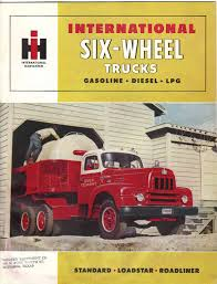 1950's IHC International R-Series 6-Wheel Truck Brochure 1967 Intertional Harvester Pick Up Truck Youtube 12 Postwar Era Trucks Quarto Knows Blog The Kirkham Collection Old Parts 1960 Intertional B120 34 Ton Stepside Truck All Wheel Drive 4x4 Curbside Classic 31969 Ih Co Loadstar Only This 73 1700 With A 700hp Engine Is One Hellcat Of Vannatta Big 1600 4x4 Lonestar Class 8 Truck Pinterest Ihc Hoods Csharp 1968 C1200 Fileih Kb6 Stakebed Truckjpg Wikimedia Commons