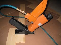 Flooring Nailer Vs Stapler by Deciding Between Cleats Vs Staples When Nailing Your Hardwood