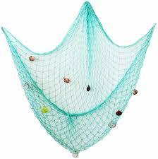 aoner 150 200cm fischernetz dekoration mit muscheln dekonetz zum aufhängen fischnetz deko maritime deko netze hintergrund schlafzimmer wohnzimmer