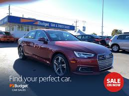 2017 Audi A4 Technik Package, Very Low Kms, Like New - Vancouver ...