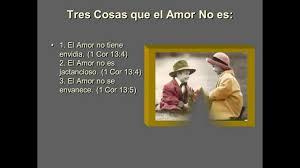 El Amor Según La Carta De San Pablo A Los Corintios YouTube