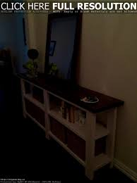 Narrow Sofa Table With Storage by Bathroom Divine Long Narrow Sofa Table Tall Behind Couch Glass