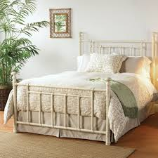 White Iron Bed Twin How to Make a White Iron Bed – Modern Wall