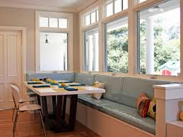 Kitchen Booth Seating Ideas by Dining Room Banquette Bench Home Design Ideas