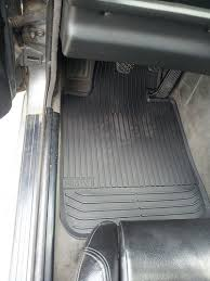 1 series front floor mats do fit e30 photos of front and rear