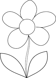 Flower Printable Coloring Pages