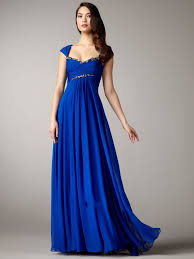 Bridesmaid Dresses In Royal Blue