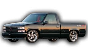 100 Chevy 454 Ss Truck Heres What Makes The SS So Awesome