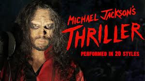 Busta Rhymes Halloween by Michael Jackson Thriller Ten Second Songs 20 Style Halloween