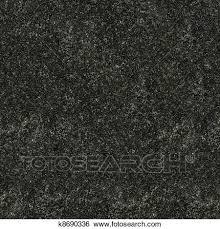 Stock Images Of Seamless Black Granite Texture K8690336