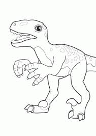T Rex Dinosaur Coloring Page For Kids Printable Free