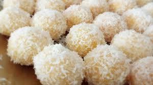 boules de neige à la noix de coco la recette détaillée en images