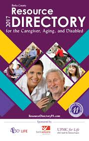 Manor Care Sinking Spring Pa by Resource Directory For The Caregiver Aging And Disabled U2013 Berks
