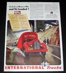 1944 WWII MAGAZINE PRINT AD, INTERNATIONAL TRUCK, A WEAPON OF WAR ... Goodman Truck And Tractor Amelia Virginia Family Owned Operated Coolest Used Trucks Wheeling Wv Lebdcom 2007 Gmc Topkick C6500 For Sale In Eighty Four Pennsylvania The Intertional Prostar With 16speed Cumminseaton Powertrain Duputmancom Of The Month Les Sullivans Western Tesla Electric Semis Price Is Surprisingly Competive Hill Idlease Home Facebook Fullservice Dealership Southland 2014 9900i Eagle For Sale In East Liverpool Oh By Dealer Photos Yelp Deluxe Midatlantic Centre River Intertiallonestar Hashtag On Twitter