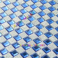 Mirror Tiles 12x12 Beveled Edge by Compare Prices On Blue Mosaic Mirror Online Shopping Buy Low