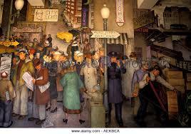 wpa mural stock photos wpa mural stock images alamy