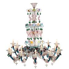 semi rezzonico murano glass chandelier shop striulli vetri d