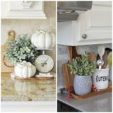10 Inspiring Ideas For Fall Kitchen Decor