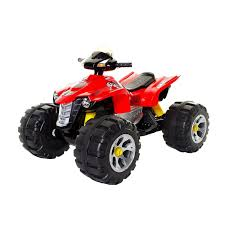 Kids ATV Quad Battery Power LARGE Truck Electric Mini 4 Wheeler Toy ...