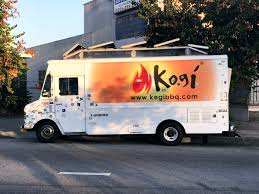 The Kogi BBQ Korean Taco Truck In Los Angeles | A CULINARY PHOTO ... Chasing Kogi Truck Lady And Pups An Angry Food Blog How To Make A Korean Taco Just Like The Food Trucks Your Ultimate Guide Birminghams Scene Bbq Box A Medley Of Flavors The Primlani Kitchen Seoul Introduces Fusion St Louis Student Life Kimchi Nyc Vs Cart World La Truck Pictures Business Insider Taco Wikipedia Best Portland In South Waterfront For Summer 2017 Recipe Home Facebook Reginas
