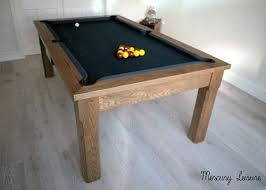 fusion tables pool dining table pool ping pong dining table combo