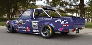 100 Fugu Truck TRA Kyotos Datsun 620 Is The Perfect Sequel To The Z