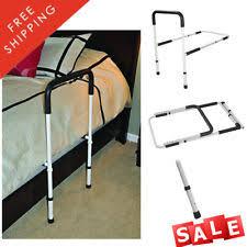 Elderly Bed Rails by Bed Rails For Elderly Seniors Handicap Adjustable Bedrail