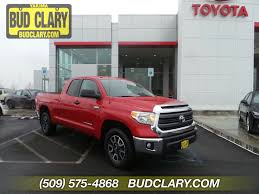100 Toyota Tundra Trucks Certified PreOwned 2014 4WD Truck SR5 Double Cab In
