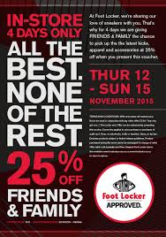 Pin By Sleekdeals.co.nz On Deals | Foot Locker, Friends ... Scrapestorm Tutorial How To Scrape Product Details From Foot Locker In Store Coupons Locker 25 Off For Friends Family Store Ozbargain Kohls Printable Coupons 2017 Car Wash Voucher With Regard Find Footlocker Half Price Books Marketplace Coupon Code Canada On Twitter Please Follow And Dm Us Your Promo Faqs Findercom Footlocker Promo Codes September 2019 Footlockersurvey Take Footlocker Survey 10 Gift Card Nine West August 2018 Wcco Ding Out Deals Pin By Sleekdealsconz Deals